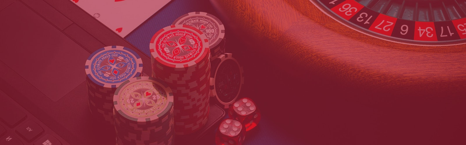 Casino online banner